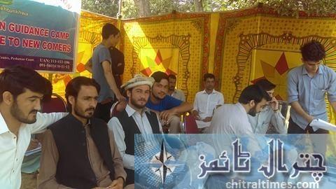 chitrali students peshawar