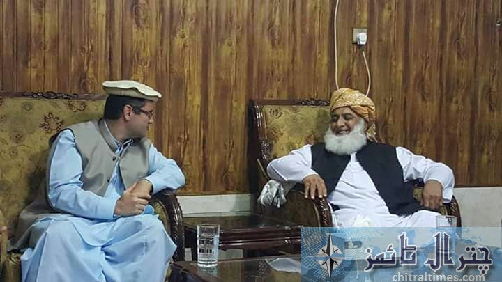 molana fazlur rehman and mehter chitral23