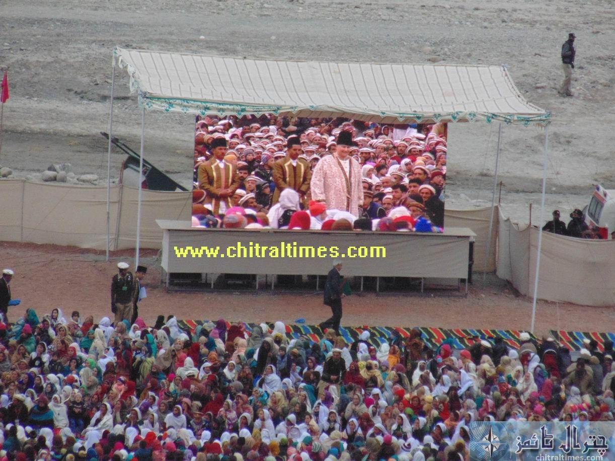 HH Aga Khan Chitral Booni visit pics 6