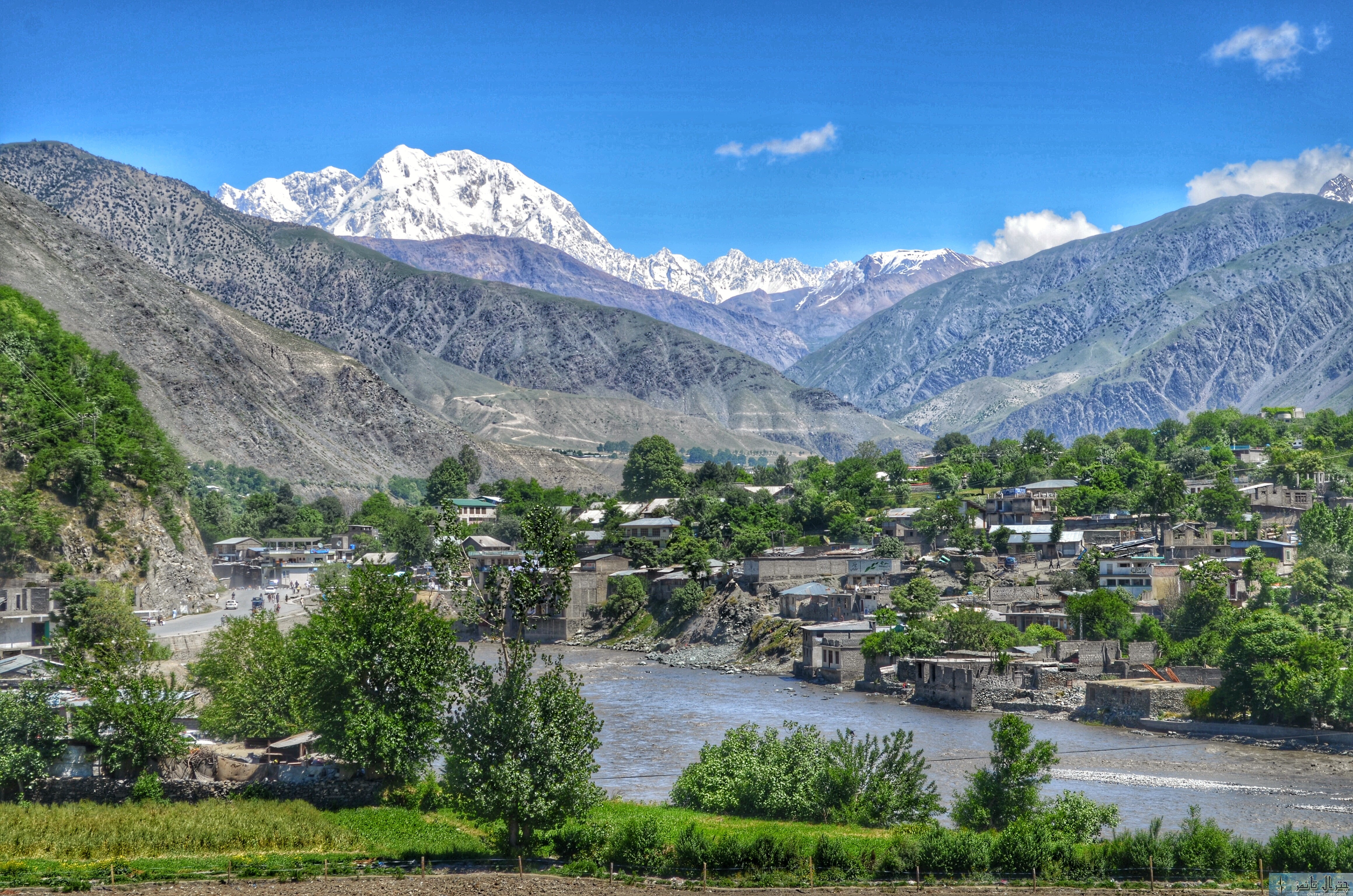 Chitral-City
