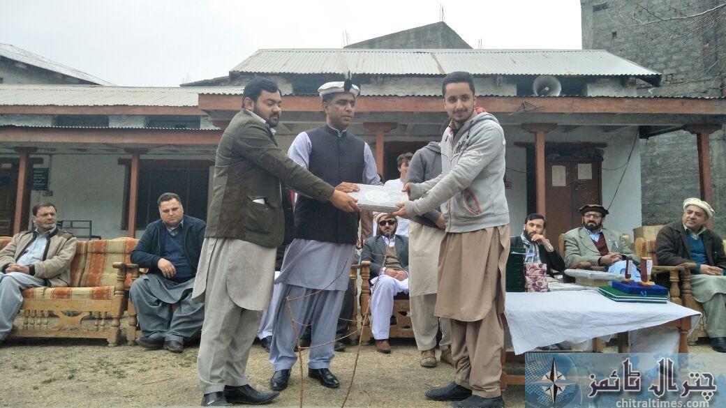 Osama academy chitral prize distribution 19
