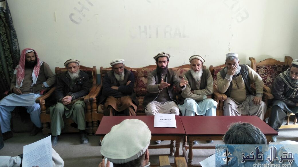 international languages day celebrated in Chitral 13