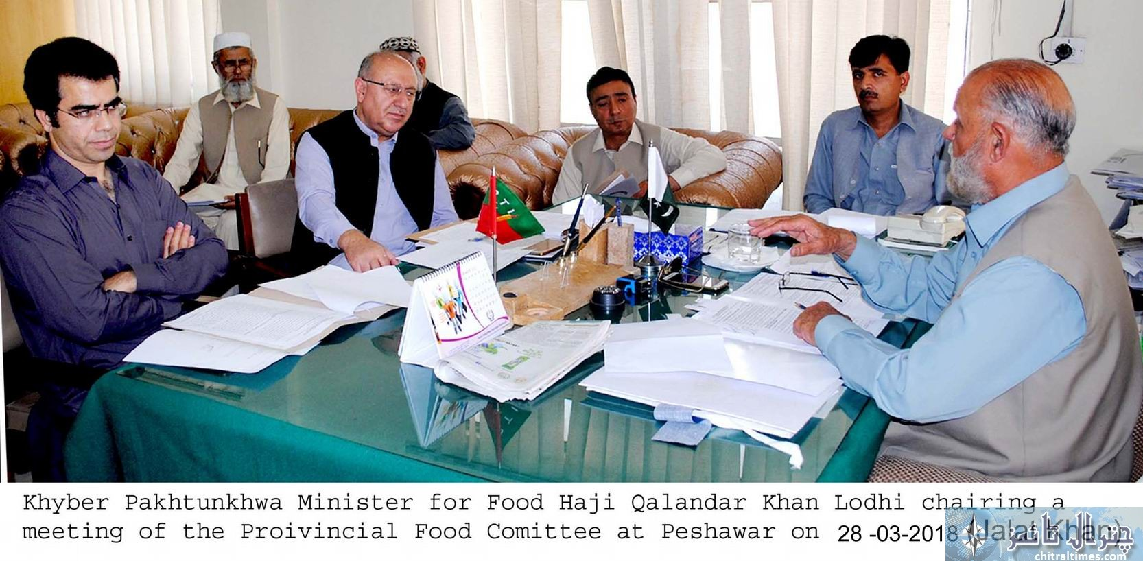 Minister for Food kp meeting