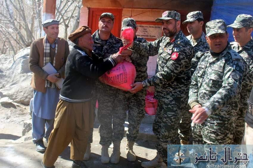 comdt chitral task force 5