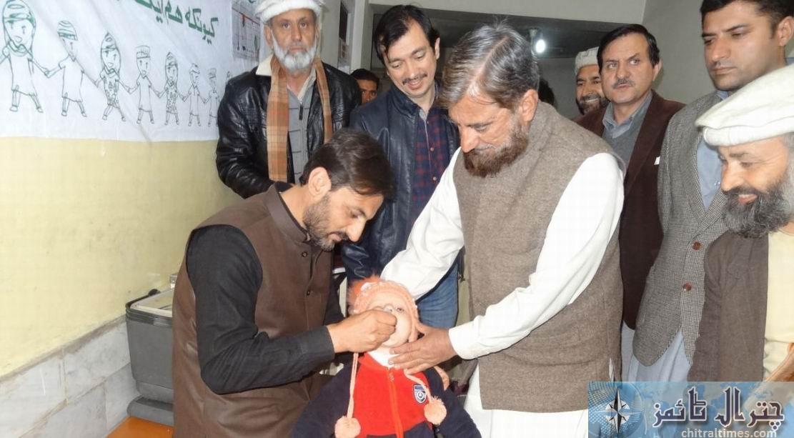 polio chitral