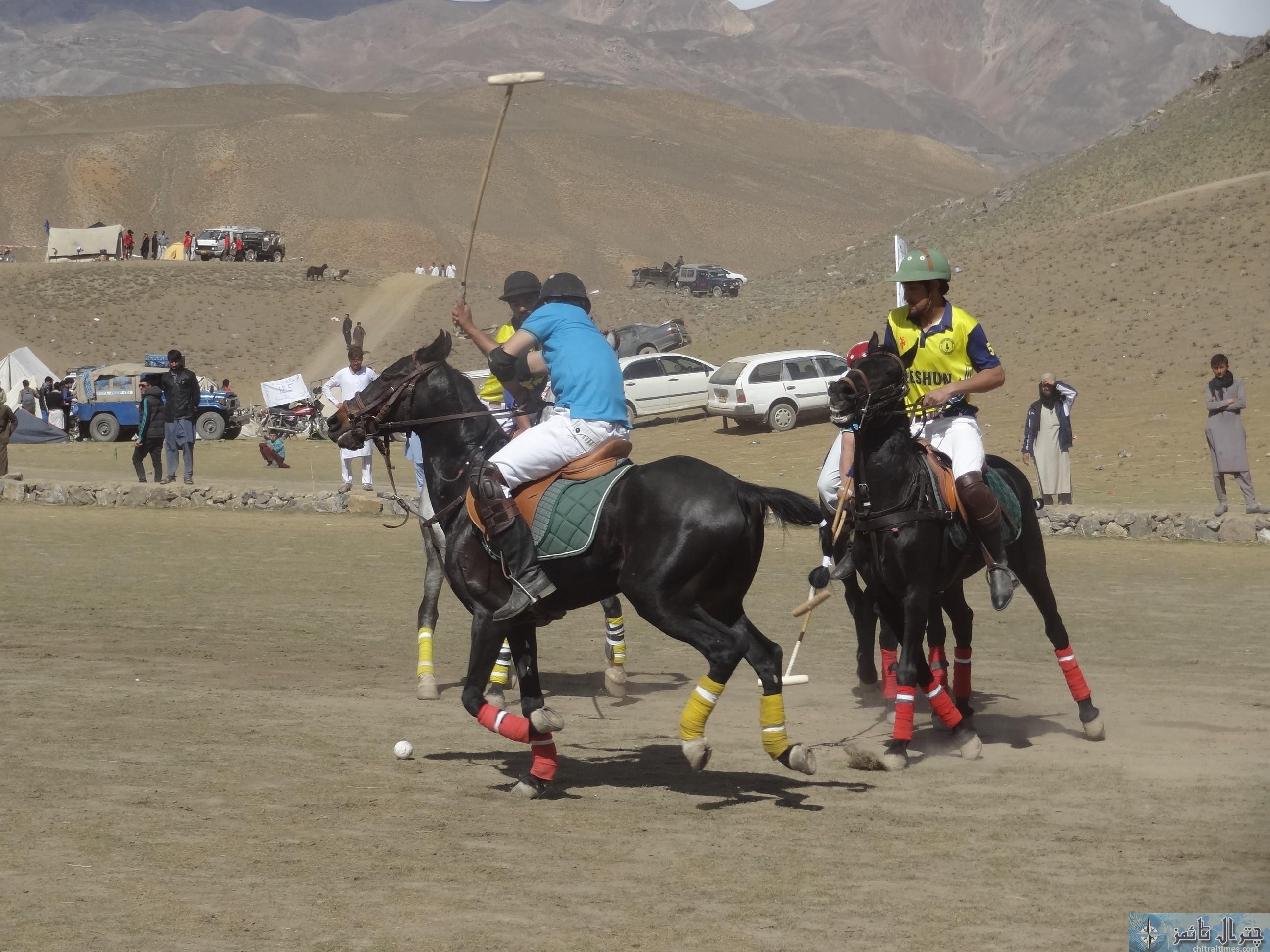 Kaghlasht festival begun in mastuj 5