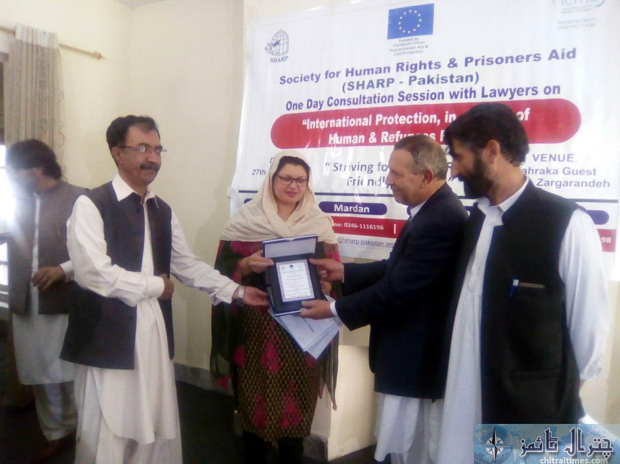 sharp org workshop chitral 2