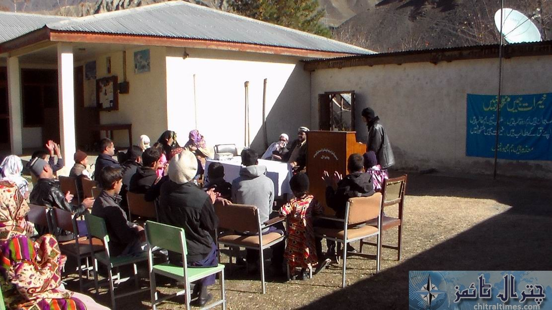 special students program chitral