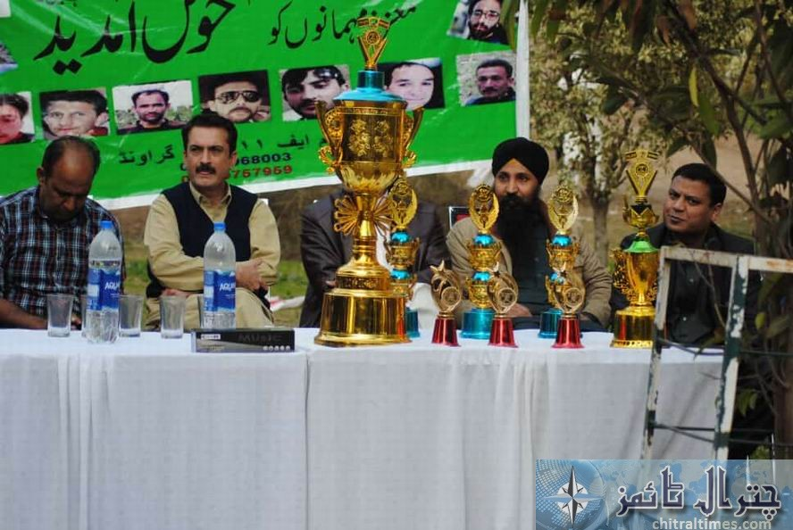 islmaabad tournament by chitral mulkhow united 2