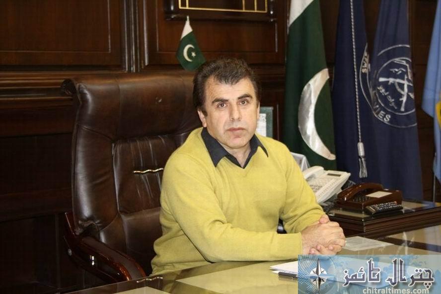 commissioner malakand riaz khan mehsood