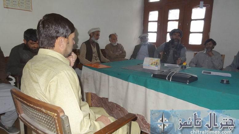 Chitral pwd labor union 2