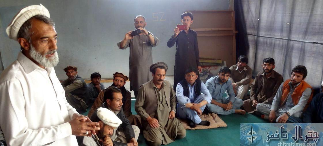 sabir ahmad driver union chitral