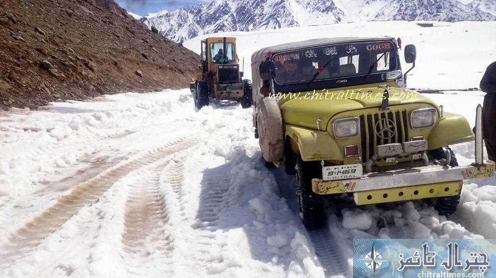 shandur road opened for trafic 2