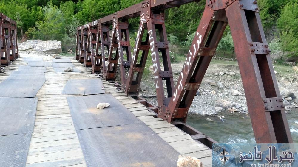 garam chashma bridge chitral 1