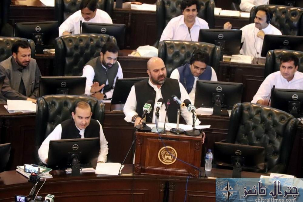 kp finance minister budget speech