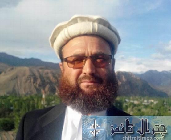 mukhtar ali shah lal upper chitral