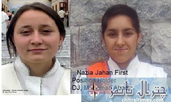 nazia jahan and anila essa akhss gilgit