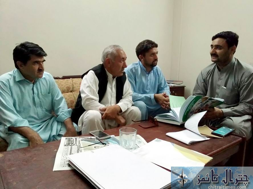 wazir zada with lotkoh delegation