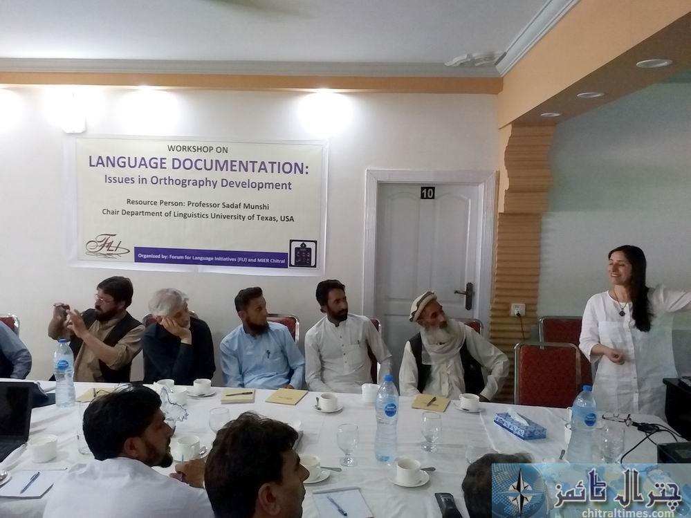 FLI Workshop chitral 6