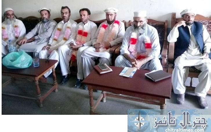 teacher association chitral