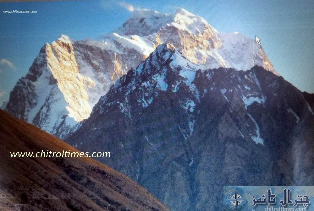 koye khoy mountain peak upper chitral broghil