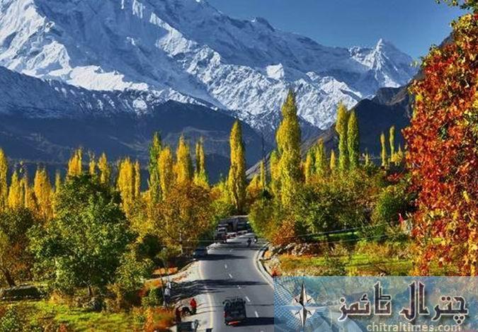 Gilgit baltistan autumn