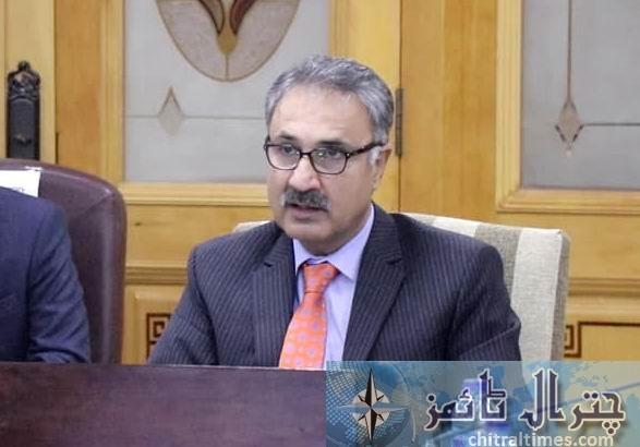 chief secretary dr kazim