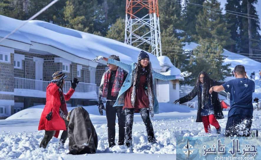 Galiat snow festival 2nd day 6