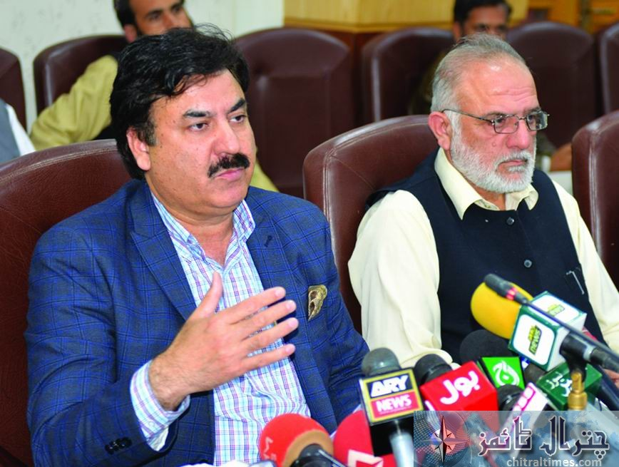 KP Minister Information yousufzai 1