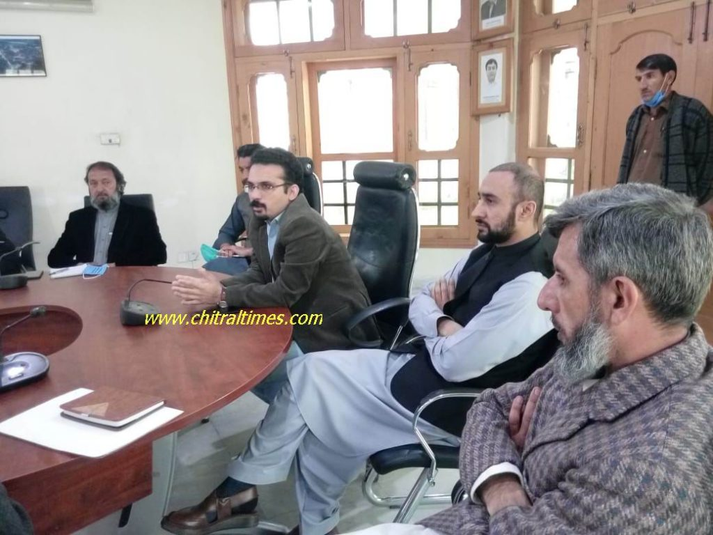 DC and DPO Chitral breafing 1 scaled