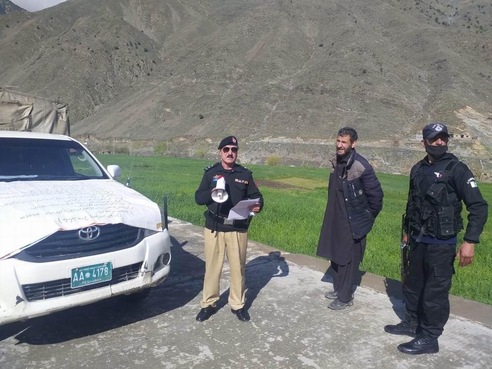 chitral police awarness program 2