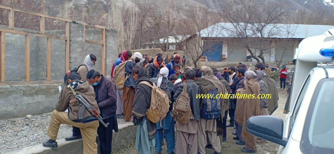 mastuj passengers reached upper chitral during lockdown1