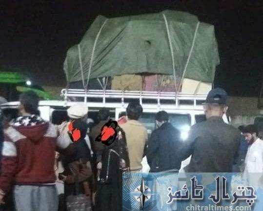 transport peshawar to chitral
