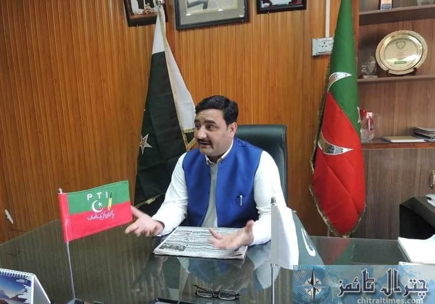 wazir zada special assistant to cm kpk for minorities