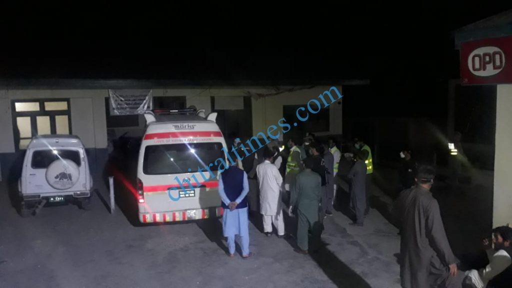 amublance rescue 1122 chitral scaled