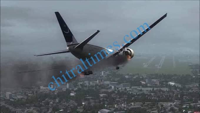 pia crashed flight pk 8303 kchi