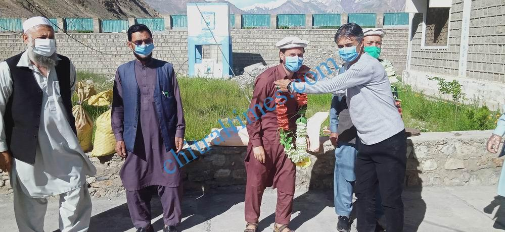 upper chitral corona patient discharged booni 1