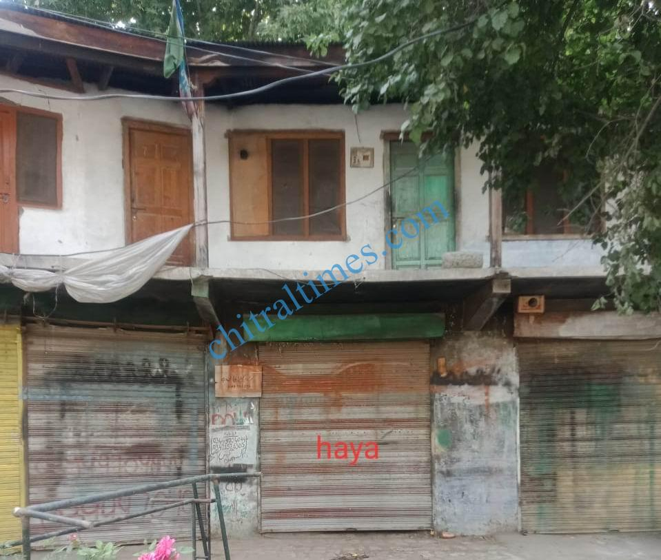 Shop for Sale -Chowni Road Chitral