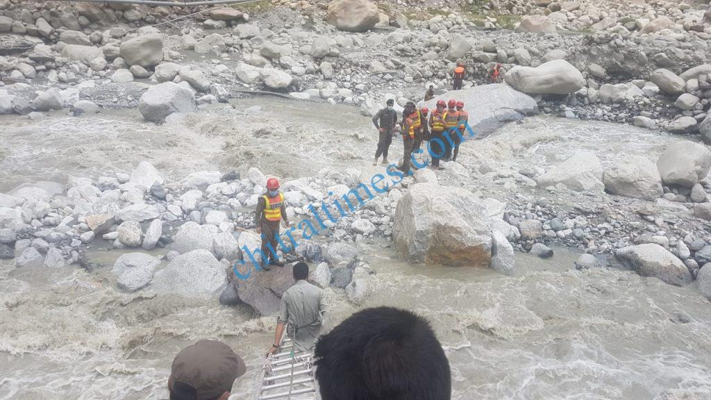 rescue 1122 operation in golain valley after flood scaled