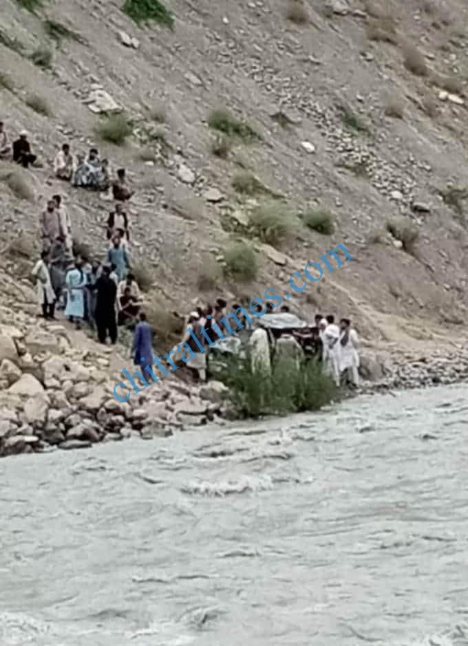 torkhow accident two killed