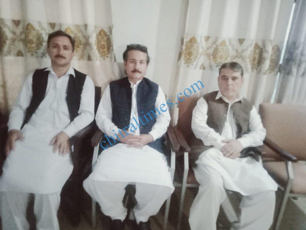 pti sajjad ahmad chitral president scaled