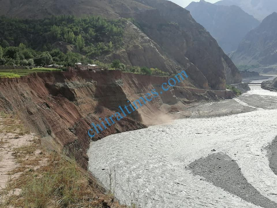 Reshun river cutting