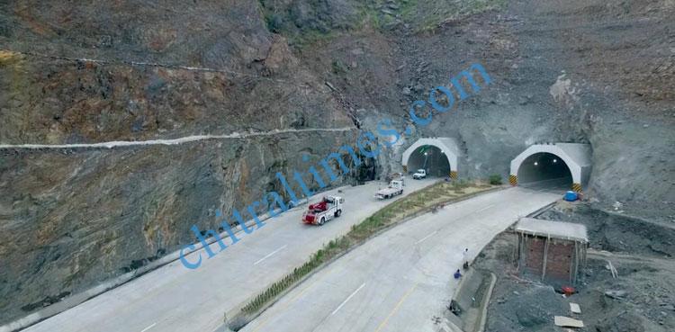 Sawat express way tunnel