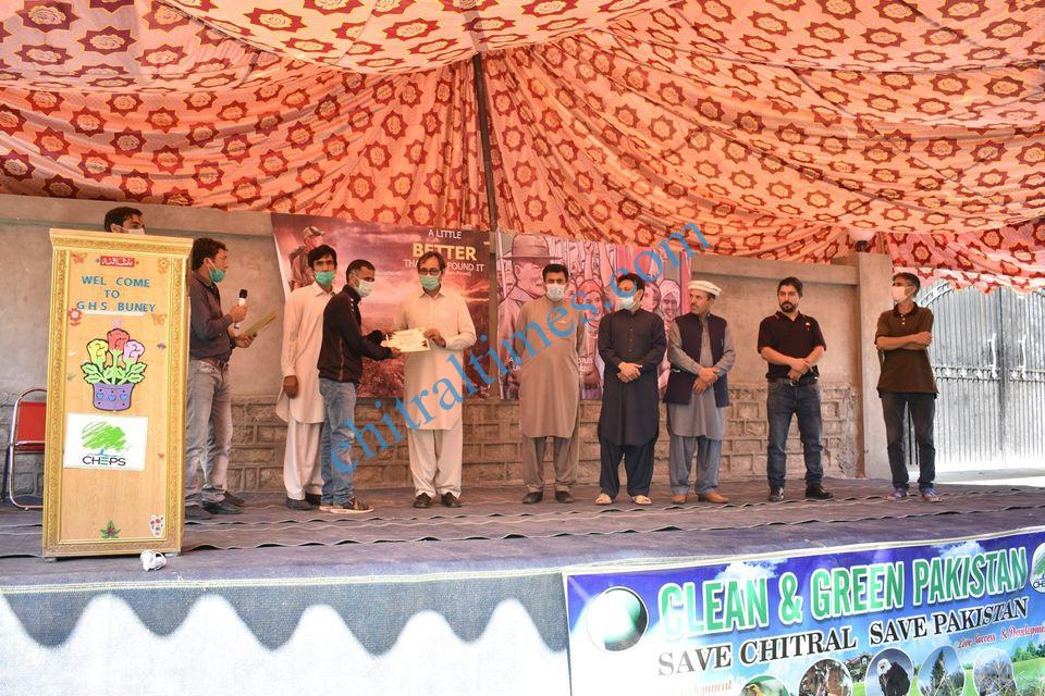 defence day upper chitral