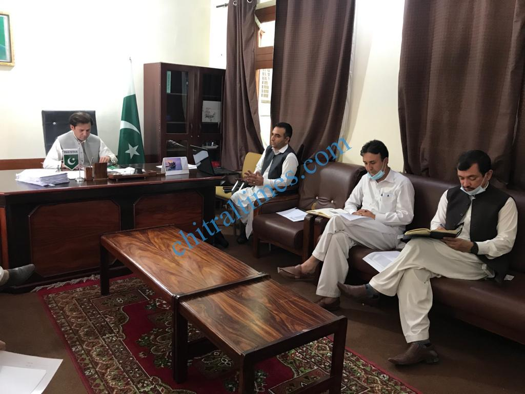 upper chitral meeting on health3