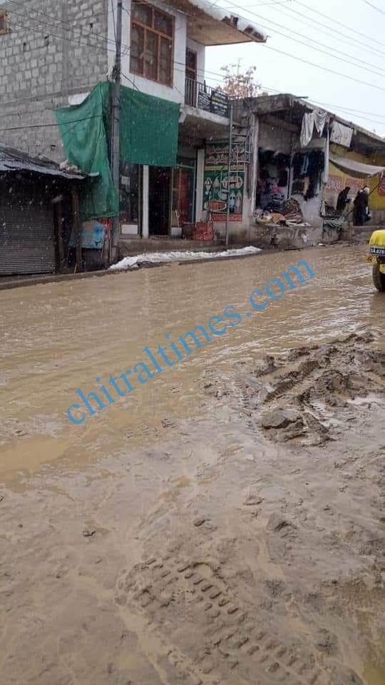 UPPER chitral road