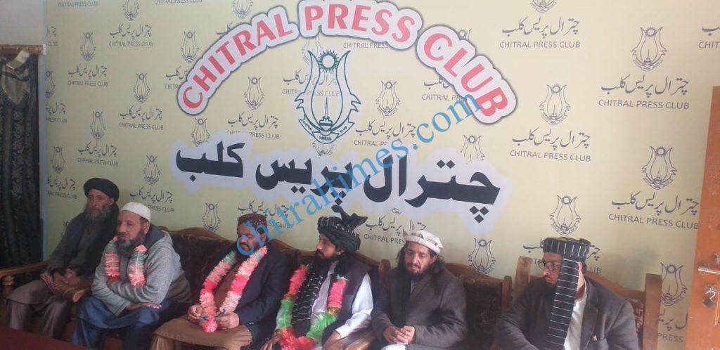 ahle sunat waljamat chitral press confrence scaled