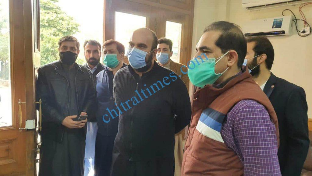 taimoor jhagra minister health scaled
