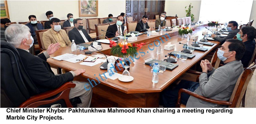 cm meeting on marble city kp scaled