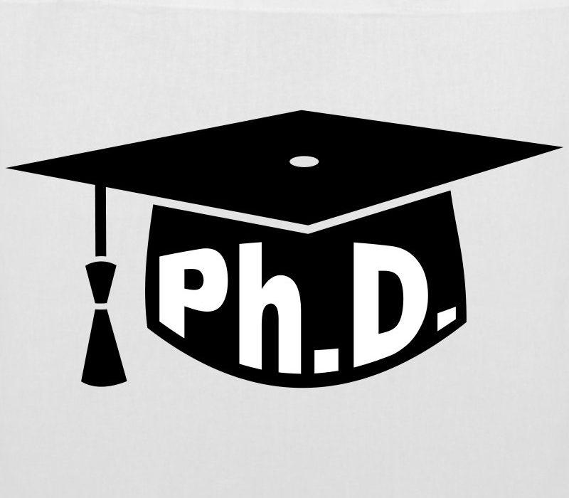 ph D degree